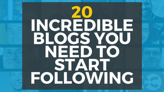 20 בלוגים שיעזרו לך להבין כיצד לשווק תוכן ביעילות