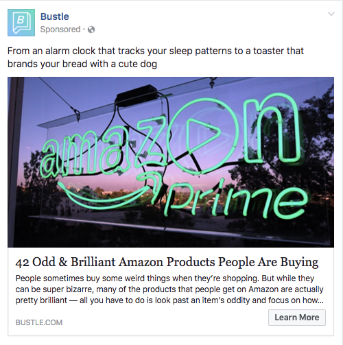 פרסומות מוצלחות בפייסבוק והסיבות להצלחתן