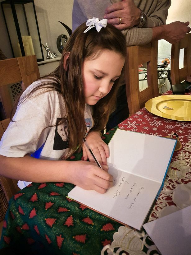 סגר הקורונה הפיק סופרת בת 9